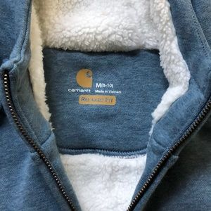 🍼 Carhartt fall 2018 relaxed fit hoodie M 8-10